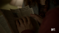 Teen Wolf Season 3 Episode 6 Motel California Suicide Clipping 1