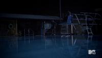 Teen Wolf Season 3 Episode 3 Fireflies murder scene