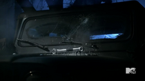 Teen Wolf Season 5 Episode 10 Status Asthmaticus Stiles breaks his window