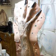 Teen Wolf Season 5 Behind the Scenes Belasko hand talons sclupt undated