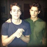 Tyler et Dylan 2