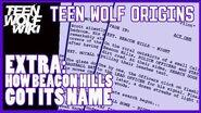 Teen Wolf Origins EXTRA How Beacon Hills Got its Name