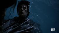 Teen Wolf Season 3 Episode 3 Fireflies floating dummy not a corpse