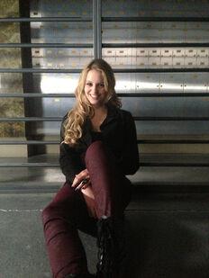 Erica dans la saison 3