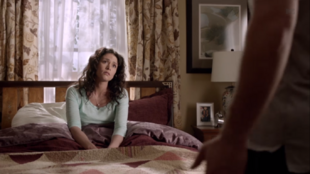 Teen Wolf Season 3 Episode 7 Currents Melissa Ponzio Melissa McCall Sleepy