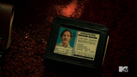 Teen Wolf Season 3 Episod 6 Motel California Alexander Argent Drivers License