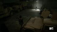 Teen Wolf Season 5 Episode 14 The Sword and the Spirit Malia finds Deaton
