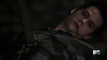 Teen Wolf Season 5 Episode 9 Lies of Omission Dead stiles hallucination