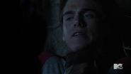 Teen Wolf Season 4 Episode 12 Smoke & Mirrors Liam pleads with Scott