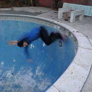 Teen Wolf SEason 5 Behind the Scenes humpbowl pool 022515