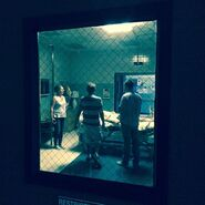 Teen Wolf Season 5 Behind the Scenes Hospital scout TWHQ 082715