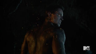 Teen Wolf Season 5 Episode 20 Apotheosis Hellhound Parrish