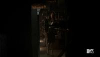 Teen Wolf Season 3 Episode 3 Fireflies Haley Webb Ms. Blake in the boilerroom