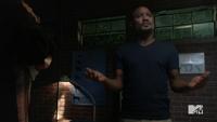 Teen Wolf Season 3 Episode 8 Visionary Seth Gilliam councils Alphas