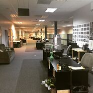 Teen Wolf HQ production office 0615