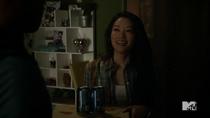 Teen Wolf Season 3 Episode 15 Galvanize Kira Pizza Pepsi