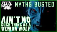 """Teen Wolf Myth Busted The Truth About the """"Demon Wolf"""" Explained"""
