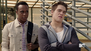 Teen Wolf Season 5 Episode 3 Dreamcatcher Mason and Liam