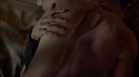 Teen Wolf Season 3 Episode 6 Motel California Charlie Carver Keahu Kahuanui Ethan back split