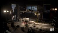Teen Wolf Season 2 Episode 6 Motel California Holland Roden Crystal Reed Lydia Allison explore room 216