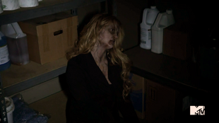 Teen Wolf Season 3 Episode 2 Gage Golightly Dead Erica head UP