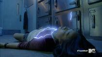 Teen Wolf Season 5 Episode 16 Lie Ability Kira unconscious