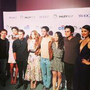 Teen Wolf Season 5 Behind the Scenes PaleyFest cast lineup 031115