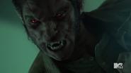 Teen Wolf Season 4 Episode 10 Monstrous Scott face ripple