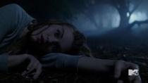 Teen Wolf Season 5 Episode 10 Status Asthmaticus Lydia is comatose