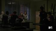Teen Wolf Season 5 Episode 17 A Credible Threat Pack meeting