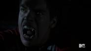 Teen Wolf Season 4 Episode 12 Smoke & Mirrors Liam freaking out