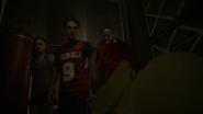 Victoria-Moroles-Dylan-Sprayberry-Khylin Rhambo-Hayden-Liam-Mason-find-dead-body-Teen-Wolf-Season-6-Episode-1-Memory-Lost