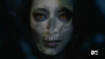 Teen Wolf Season 5 Episode 15 Amplification Kira's face