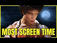 TEEN WOLF Characters with more Screen Time