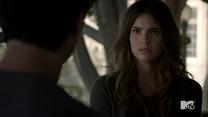 Teen Wolf Season 3 Episode 20 Echo House Shelley Hennig Malia Tate