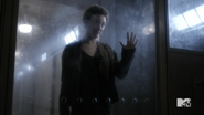 Teen Wolf Season 5 Episode 14 The Sword and the Spirit Meredith teaching Lydia