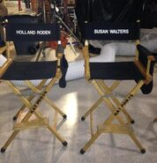 Teen Wolf Behind the Scenes chairs 090815