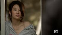 Teen Wolf SEason 3 Episode 15 Galvanize Kira before dinner