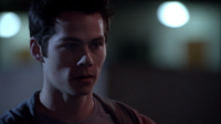 Teen Wolf Season 3 Episode 6 Motel California Dylan O'Brien Stiles Tears