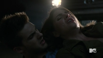 Teen Wolf Season 5 Episode 5 Malia and Theo
