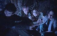 16 Isaac, Chris Argent, Allison et Melissa McCall3.12