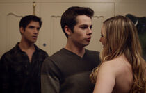 Stiles at the party
