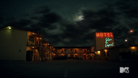 Teen Wolf Season 3 Episod 6 Motel California Glen Capri 1977 full moon