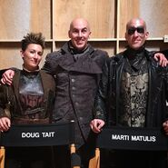 Teen Wolf Season 5 Behind the Scenes Dread Doctors new clothes