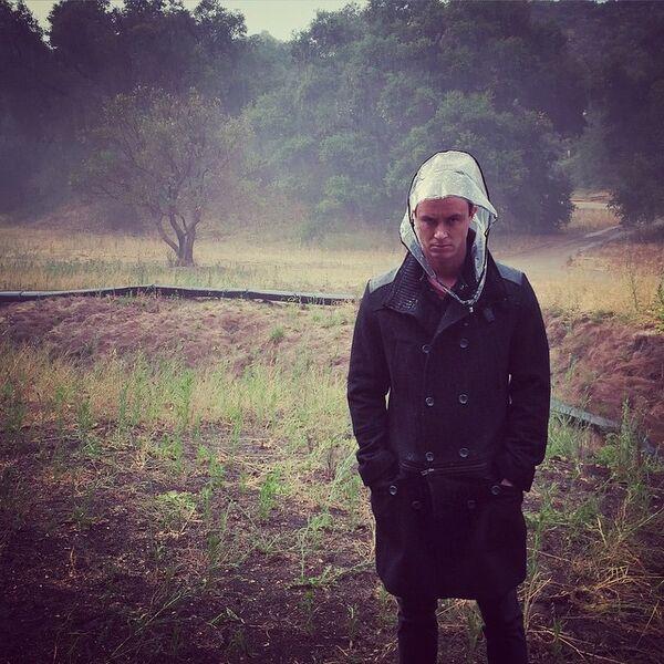Teen Wolf Season 5 Behind the Scenes Ryan Kelley Malibu Creek rain 051415.jpg