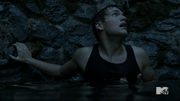 Teen Wolf Season 4 Episode 6 Orphaned Liam in the well.png