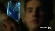 Teen Wolf Season 5 Episode 14 The Sword and the Spirit Belasko's claws