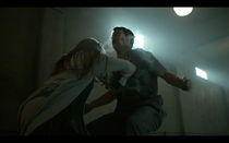 Teen Wolf Season05 Episode 1 creatures of the night Lydia fighting at Eichen House 2