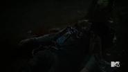 Teen Wolf Season 5 Episode 17 A Credible Threat Dead guy