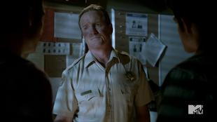 Teen Wolf Season 4 Episode 5 IED Sheriff briefing